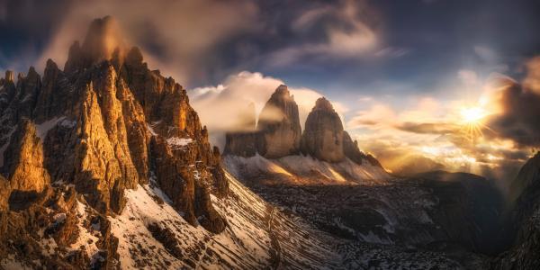 10 лучших панорамных снимков года (ФОТО)