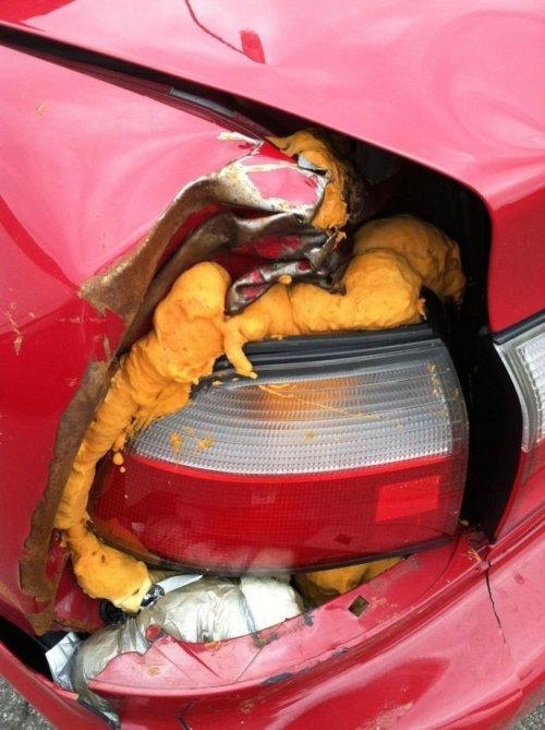 Курьезные снимки из серии «народный ремонт автомобилей» (ФОТО)