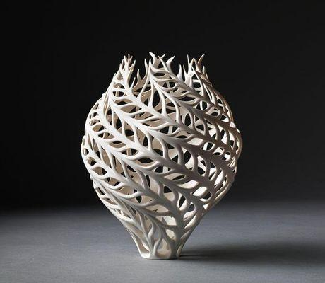 Хрупкий фарфор: 7 идеальных ваз (ФОТО)
