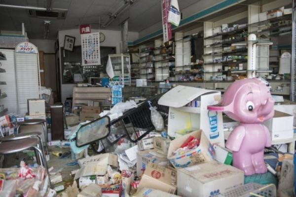 Зона отчуждения: как выглядит Фукусима спустя 5,5 лет после страшной аварии (ФОТО)