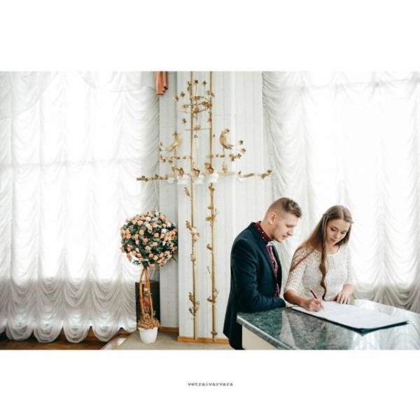 Участник «Х-Фактора» поделился свадебными снимками (ФОТО)