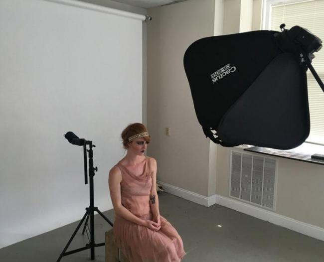 Фотограф доказал, что для прекрасных снимков студия не нужна (ФОТО)