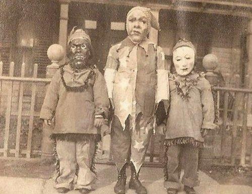 Подборка жутких снимков для любителей «ужастиков» (ФОТО)
