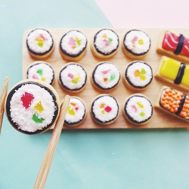 Невероятно красивое печенье, которое доказывает, что кулинария – это искусство (ФОТО)