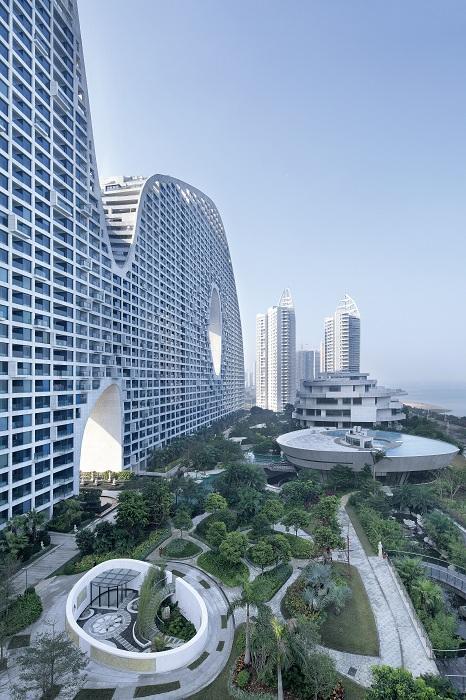 Подражая местной топографии: масштабный проект жилого комплекса с оригинальным дизайном (ФОТО)
