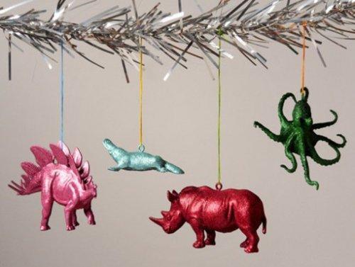 Креативные идеи. Елочные игрушки своими руками (ФОТО)