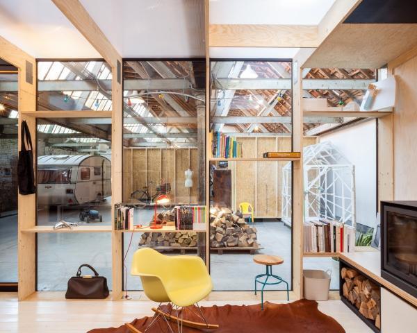 Нестандартный дизайн: здание старого завода превратили в уютное жилище (ФОТО)