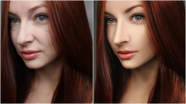 Невероятные снимки до и после обработки в фотошопе (ФОТО)