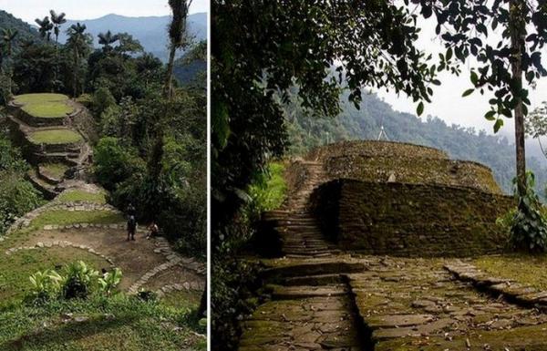 Сьюдад-Пердида: затерянный город-сенсация в Колумбии (ФОТО)