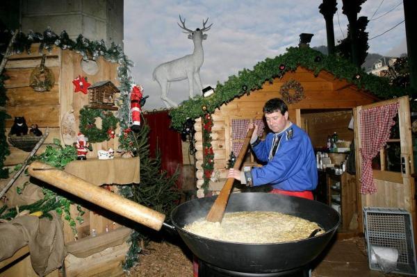 Лучшая рождественская ярмарка Европы (ФОТО)