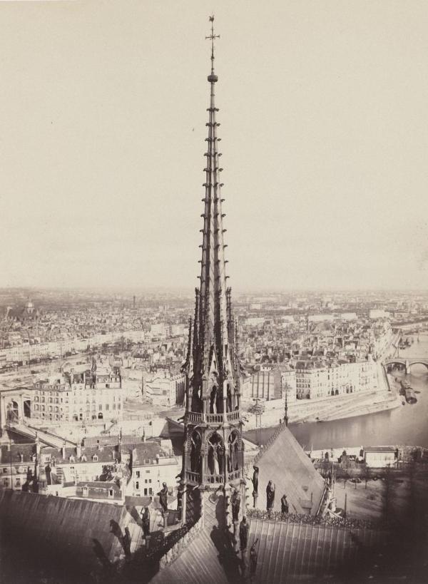 Париж сквозь года: ретро-снимки столицы моды (ФОТО)