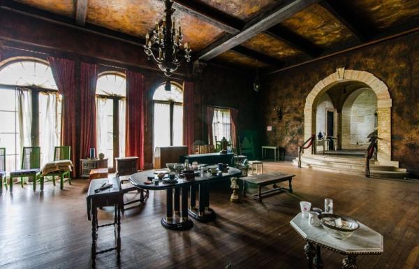 В американском штате Флорида выставлен на продажу один из самых удивительных особняков в мире (ФОТО)