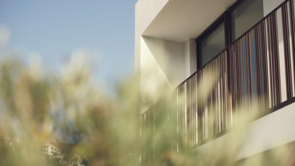 Изолированная от окружающего мира: роскошная вилла на берегу Средиземного моря (ФОТО)
