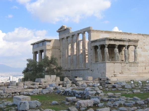 Потрясающий древний город Акрополь: символ Греции и главная достопримечательность Афин (ФОТО)