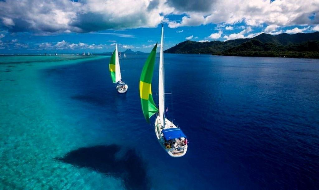 Мечта туристов - райский остров Таити (ФОТО)