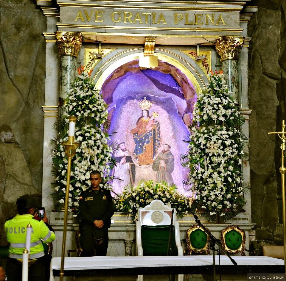 Мистический собор Лас-Лахас — колумбийское чудо света (ФОТО)