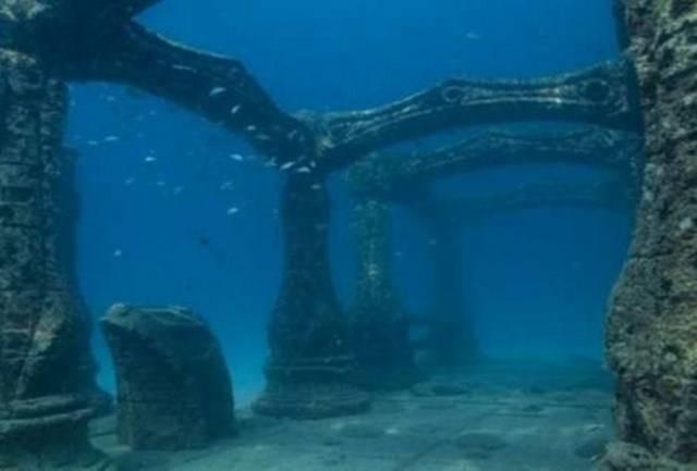 Самые невероятные находки, обнаруженные на дне океана (ФОТО)