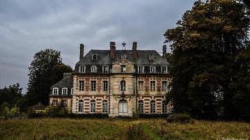 Роскошное шато на севере Франции: свежий взгляд молодого фотографа (ФОТО)