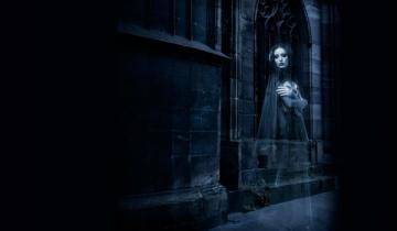 В старинном театре удалось запечатлеть призрак певицы Евы Грей (ФОТО)