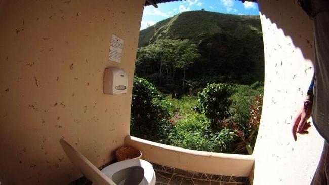 30 потрясающих видов, которыми вы можете насладиться в туалетах (ФОТО)