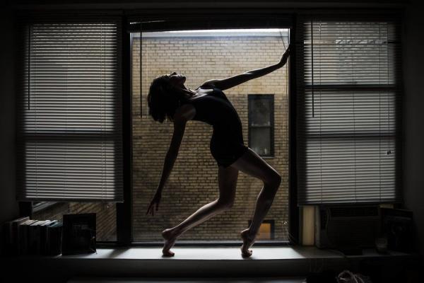 За дверью спальни балерины: необычный фотопроект (ФОТО)