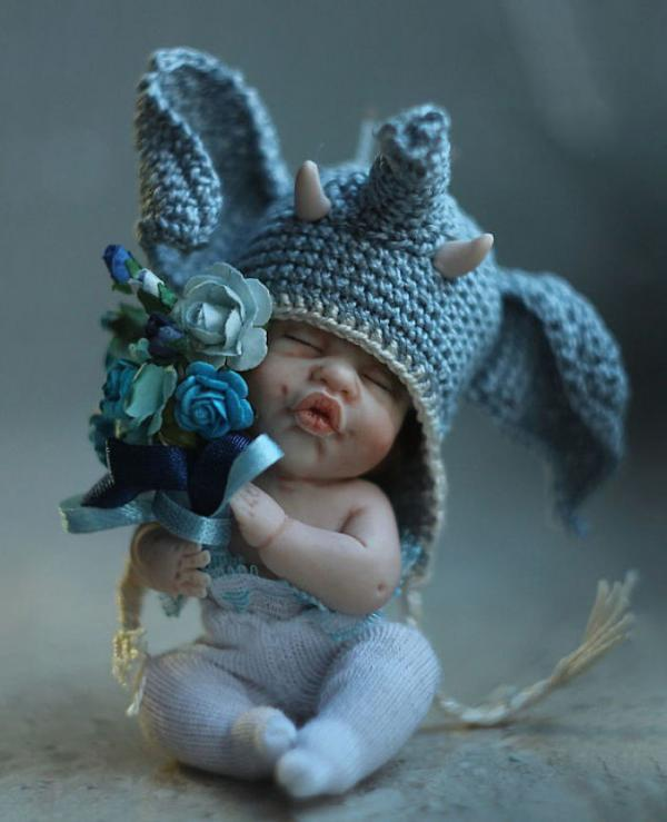 Маленькие и безумно симпатичные куклы (ФОТО)