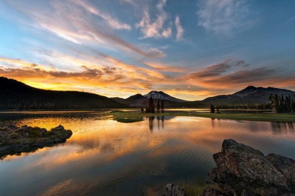 Завораживающие пейзажи глазам фотографа-самоучки (ФОТО)