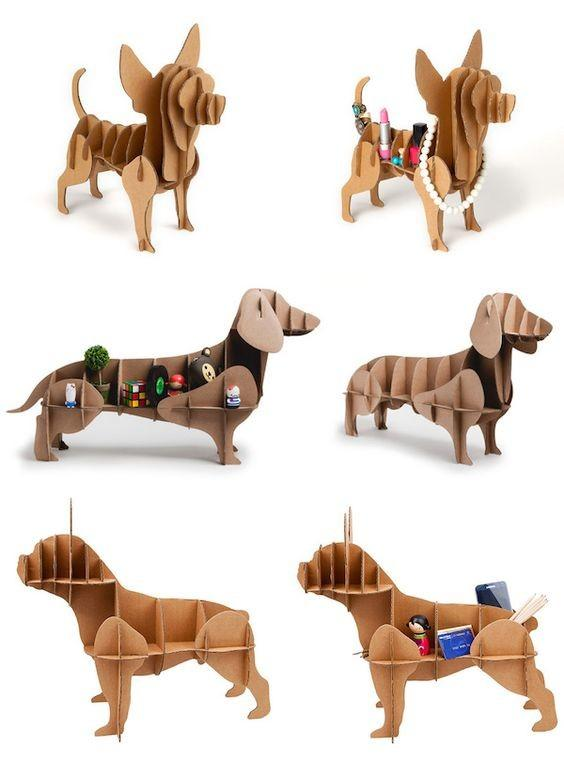 Забавные дизайнерские идеи для тех, кто любит животных (ФОТО)