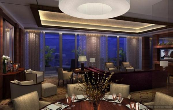 Зона повышенного комфорта: самый дорогой отель в мире (ФОТО)