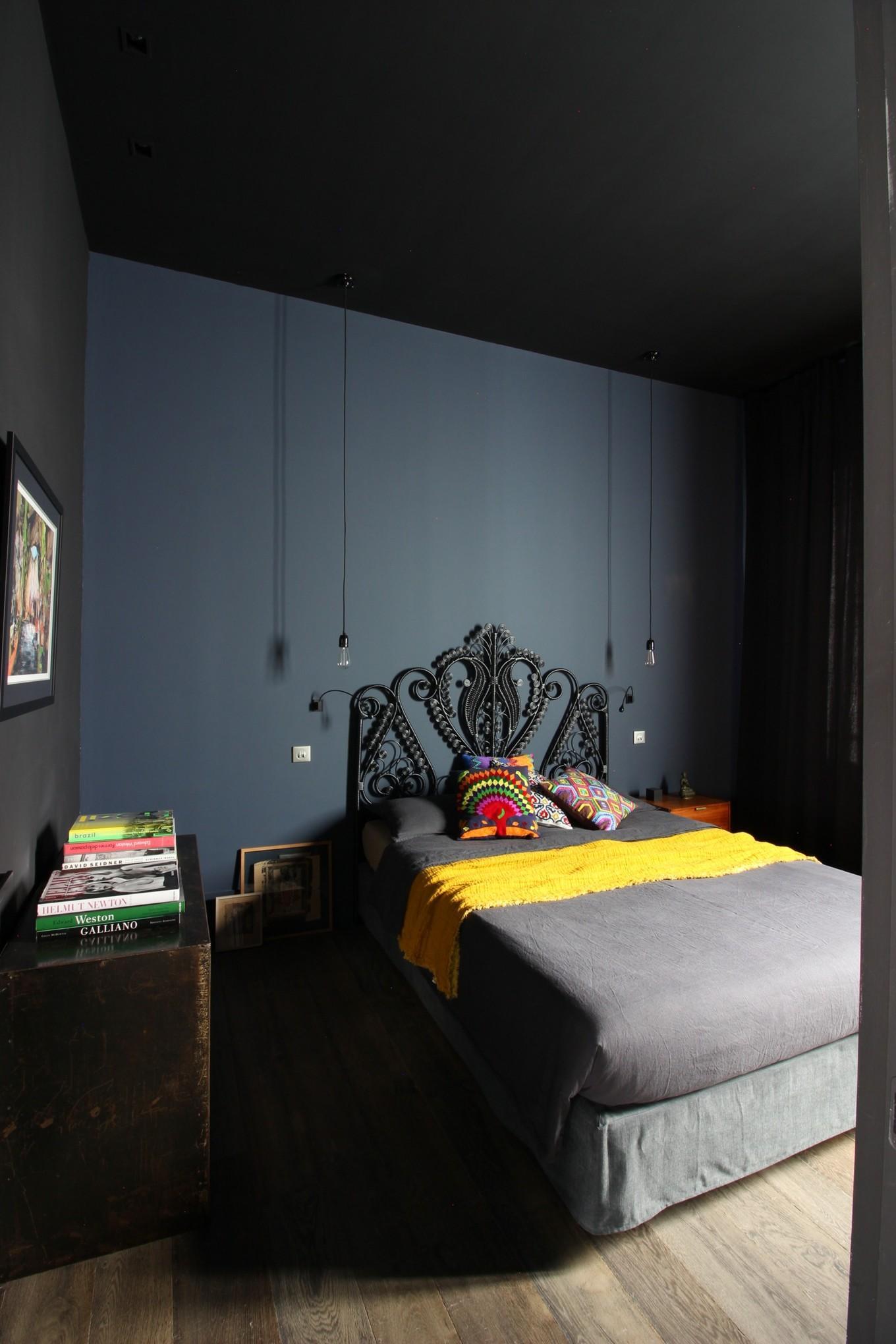 Богемный интерьер: Атмосферная квартира в Париже (ФОТО)