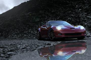 В сети засветился новый кабриолет Chevrolet Corvette ZR1 (ФОТО)