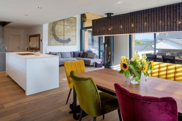 Идеальное воплощение семейного образа жизни: великолепный дом в Швейцарии (ФОТО)