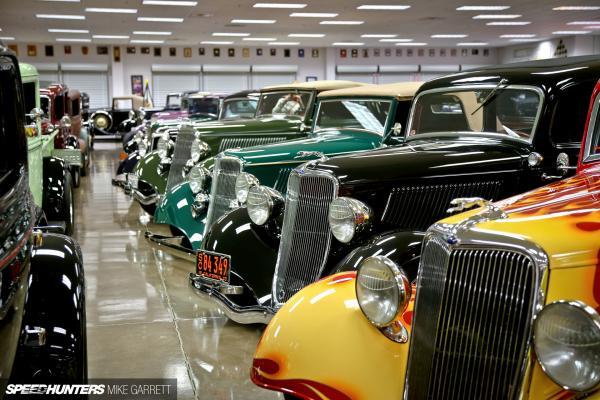 Гараж мечты: уникальная коллекция ретро-авто из Калифорнии (ФОТО)