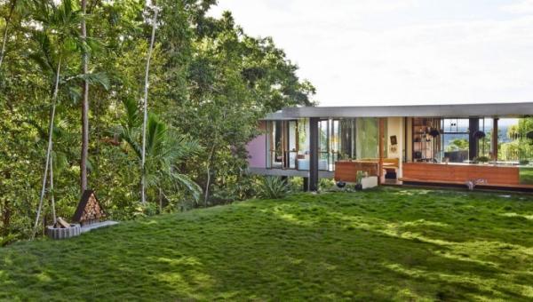 Тропический рай: необычный пентхаус в самом сердце Австралии (ФОТО)