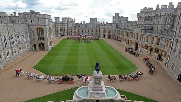 Резиденция британских монархов: как выглядит один из самых красивых замков в мире (ФОТО)