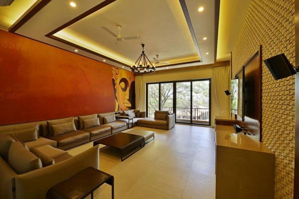 Современная резиденция для комфортного отдыха: стильная вилла в Индии (ФОТО)