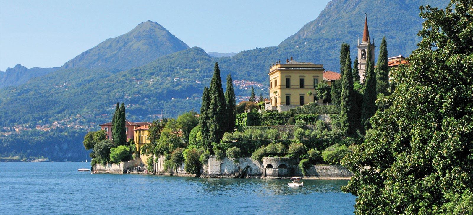 Гарда - самое чисто озеро в Европе (ФОТО)