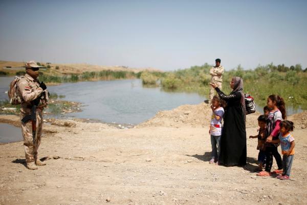 Неспокойный регион: снимки повседневной жизни в Ираке (ФОТО)