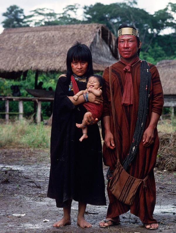 Коренные жители Америки: как они живут сегодня (ФОТО)