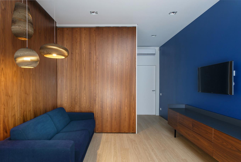 Одесса как часть интерьера: Дизайн квартиры, ориентированной по сторонам света (ФОТО)