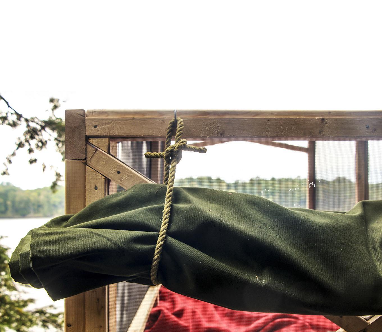Гениальное - просто: Современная хижина на озере в Онтарио (ФОТО)