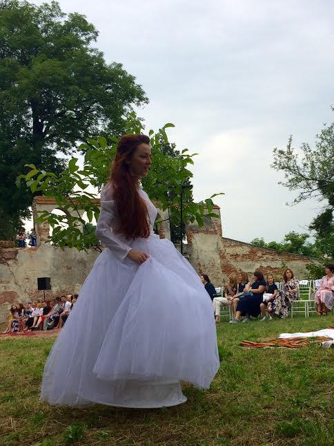 Украинский Haute Couture: Оксана Караванская презентовала новую коллекцию (ФОТО)