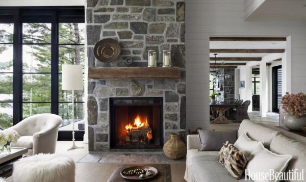 Райское место: стильный загородный дом в Канаде (ФОТО)