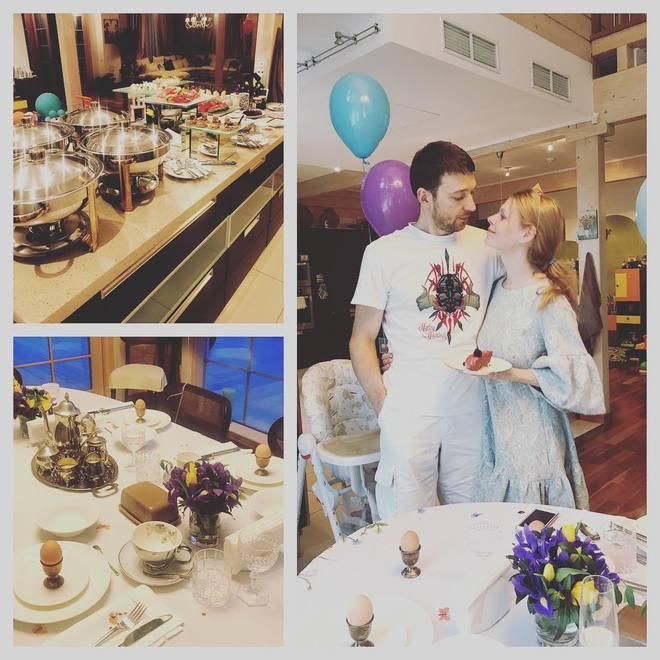 Ольга Фреймут опубликовала трогательный снимок своего супруга (ФОТО)