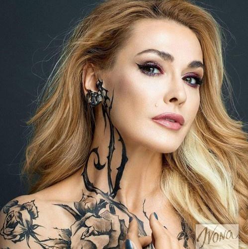 Ольга Сумская удивила поклонников огромной татуировкой (ФОТО)