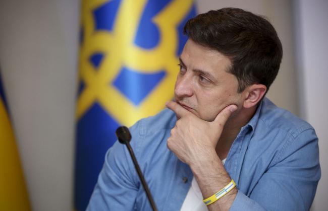 Рейтинг Зеленского упал на 20%