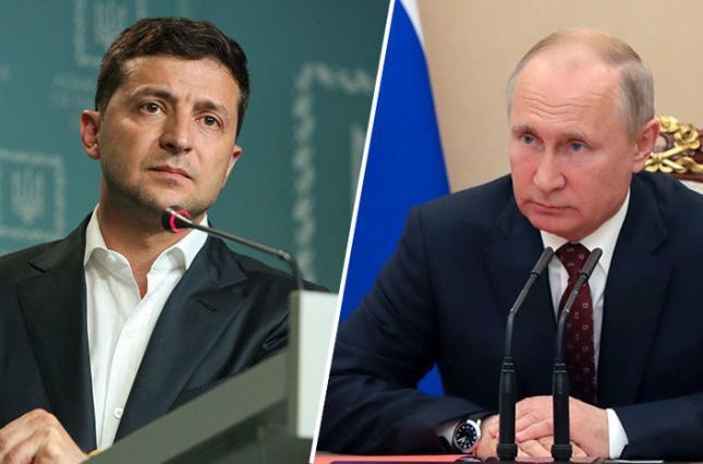 У Путина рассказали о возможном формате встречи с Зеленским