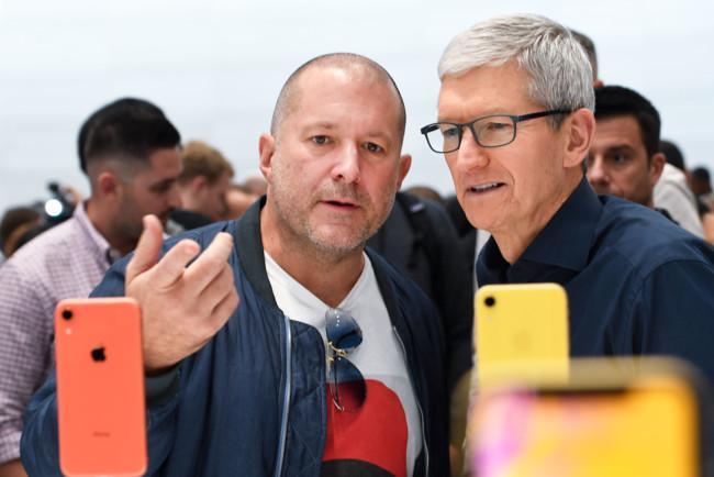 Apple покинул главный дизайнер iPhone