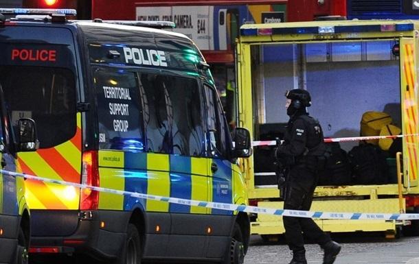 В Британии полиция задержала сообщника террориста с Лондонского моста