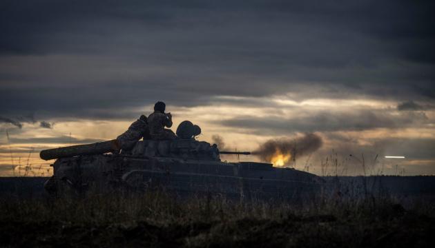 Оккупанты обстреляли позиции ВСУ под Новолуганским и Широкино